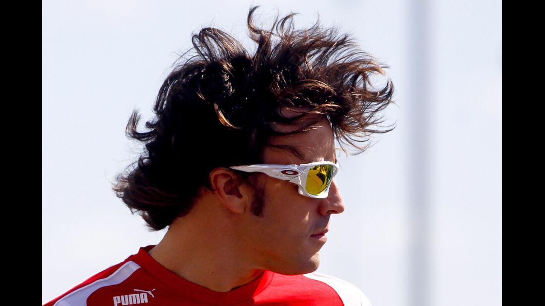 Fernando Alonso - GP Japan - Suzuka - 6. Oktober 2011