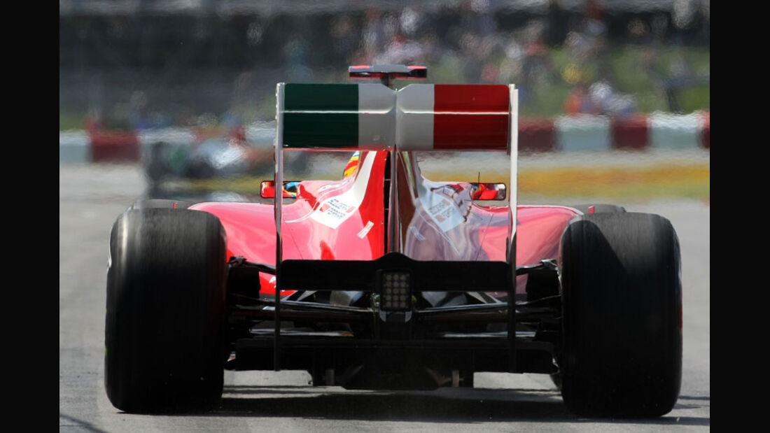 Fernando Alonso - GP Kanada 2011