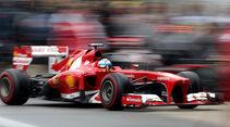 Fernando Alonso - GP Kanada 2013