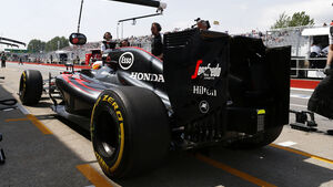 Fernando Alonso - GP Kanada 2015