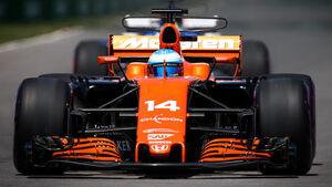Fernando Alonso - GP Kanada 2017