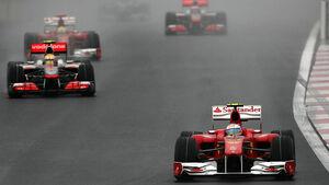 Fernando Alonso GP Korea
