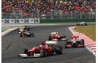 Fernando Alonso GP Korea 2012
