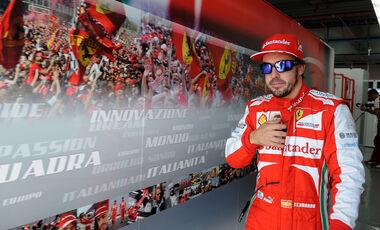 Fernando Alonso - GP Korea 2013
