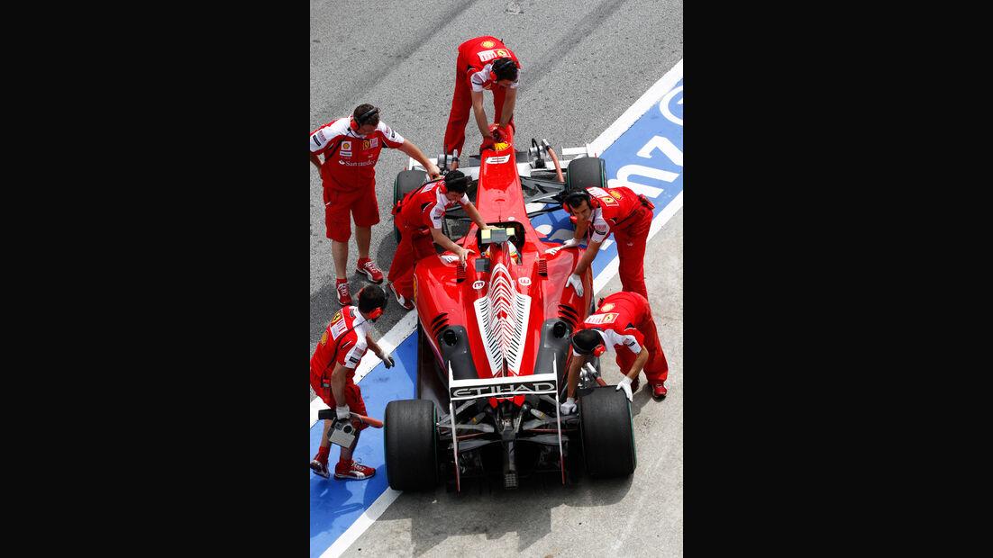Fernando Alonso - GP Malaysia 2010