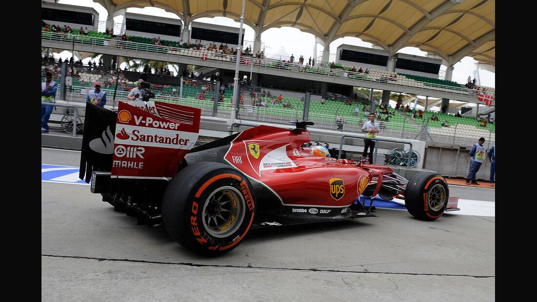 Fernando Alonso - GP Malaysia 2014