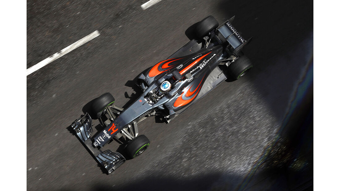 Fernando Alonso - GP Monaco 2016