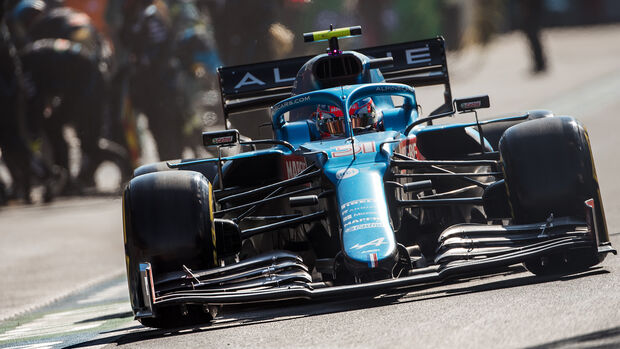 Fernando Alonso - GP Niederlande - 2021