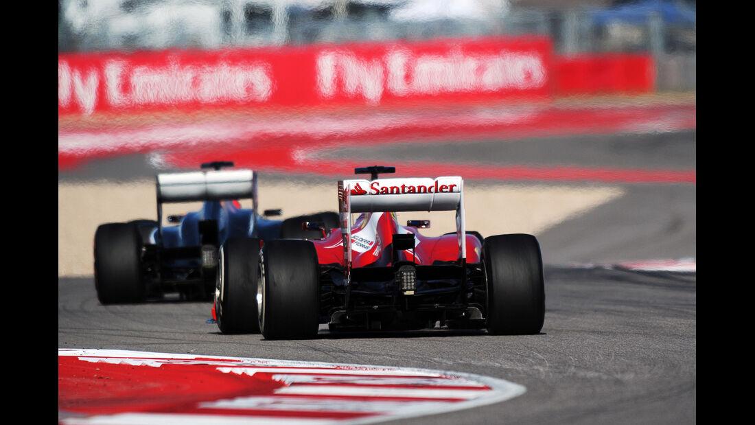 Fernando Alonso - GP USA 2013