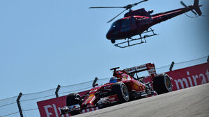 Fernando Alonso - GP USA 2014