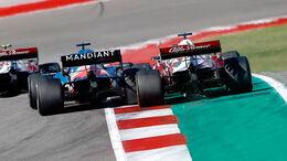 Fernando Alonso - GP USA 2021