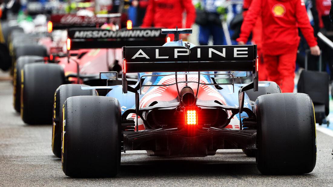 Fernando Alonso - Imola - Formel 1 - GP Emilia Romagna - 2021