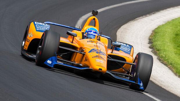 Fernando Alonso - Indy 500 - 2019