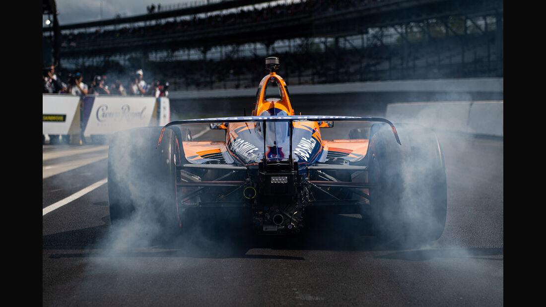 Fernando Alonso - Indy500 - Qualifying - 2019