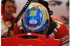 Fernando Alonso - Jules Bianchi-Tribute - GP Russland 2014