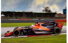 Fernando Alonso & Kevin Magnussen - GP Malaysia 2017