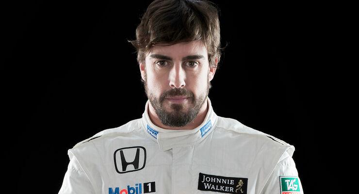 Fernando Alonso - McLaren - 2015