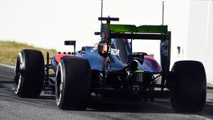 Fernando Alonso - McLaren - Barcelona - Formel 1-Test - 1. März 2016