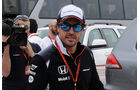 Fernando Alonso - McLaren - Formel 1 - GP Bahrain - 31. März 2016