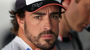 Fernando Alonso - McLaren  - Formel 1 - GP Deutschland - 30. Juli 2016