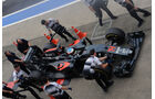 Fernando Alonso - McLaren - Formel 1 - GP Japan - Suzuka - Qualifying - Samstag - 8.10.2016