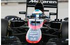 Fernando Alonso - McLaren - Formel 1 - GP Monaco - 21. Mai 2015