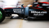 Fernando Alonso - McLaren - Formel 1 - GP USA - Austin - 23. Oktober 2015