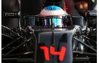 Fernando Alonso - McLaren - Formel 1-Test - Barcelona - 23. Februar 2016