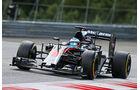 Fernando Alonso - McLaren - Formel 1-Test - Spielberg - 24. Juni 2015