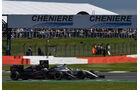 Fernando Alonso - McLaren - GP England 2016 - Silverstone - Rennen