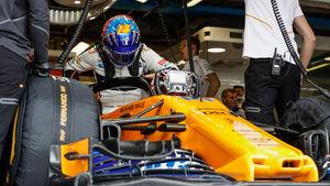 Fernando Alonso - McLaren - GP Italien 2018 - Monza