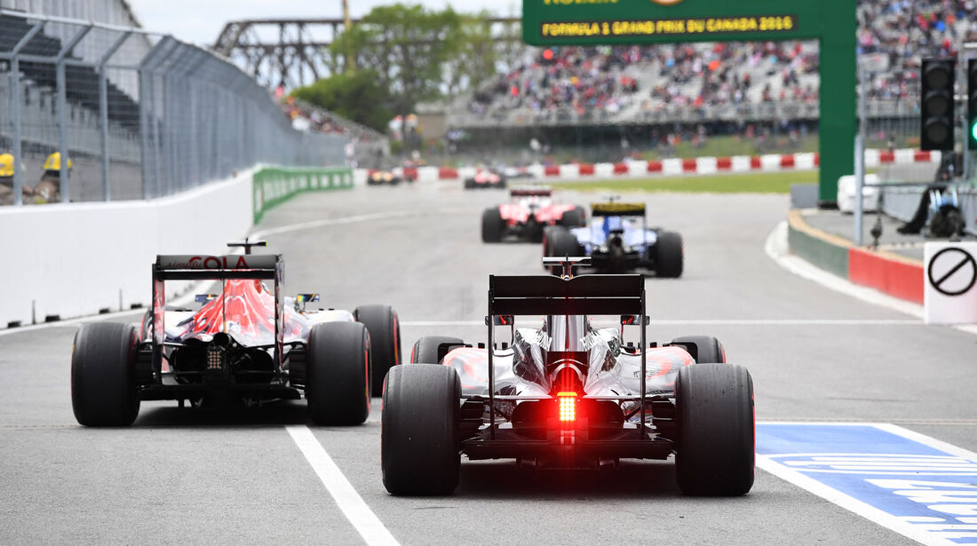 Fernando Alonso - McLaren - GP Kanada - Montreal - Freitag - 10.6.2016