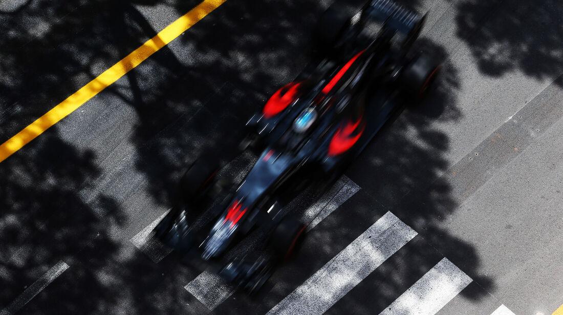 Fernando Alonso - McLaren - GP Monaco - Formel 1 - 28. Mai 2016
