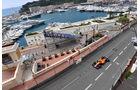 Fernando Alonso - McLaren - GP Monaco - Formel 1 - Donnerstag - 24.5.2018