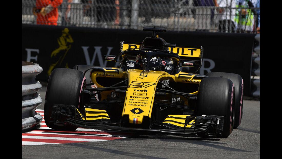 Fernando Alonso - McLaren - GP Monaco - Formel 1 - Samstag - 26.5.2018