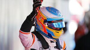 Fernando Alonso - McLaren - GP Spanien - Formel 1 - 13. Mai 2017