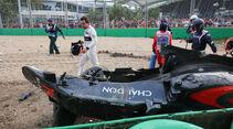 Fernando Alonso - McLaren-Honda - GP Australien 2016