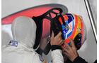 Fernando Alonso - McLaren-Honda - GP China - Shanghai - Freitag - 15.4.2016