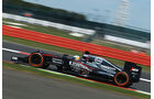 Fernando Alonso - McLaren-Honda - GP England - Silverstone - Freitag - 3.7.2015