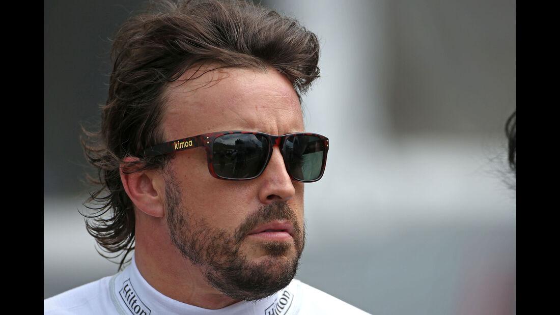 Fernando Alonso - McLaren-Honda - GP Österreich 2017 - Spielberg - Qualifying