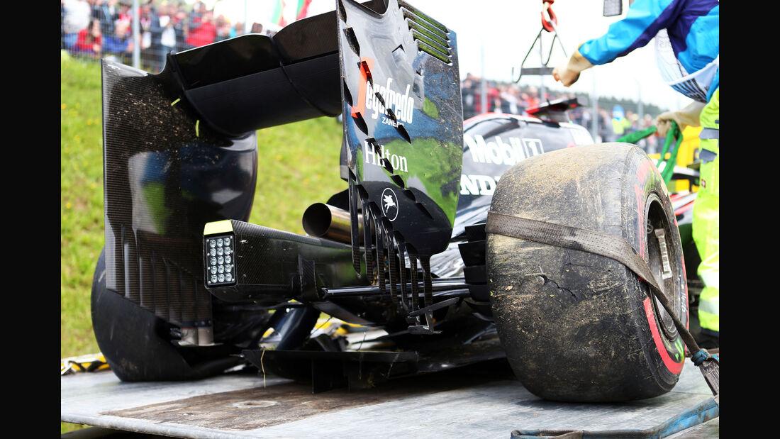 Fernando Alonso - McLaren-Honda - GP Österreich - Formel 1 - Sonntag - 21.6.2015