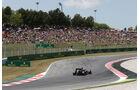 Fernando Alonso - McLaren-Honda - GP Spanien - Qualifying - Samstag - 9.5.2015