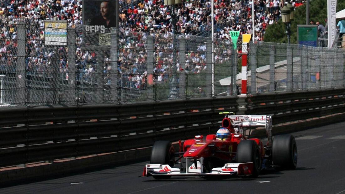 Fernando Alonso - Monaco 2010