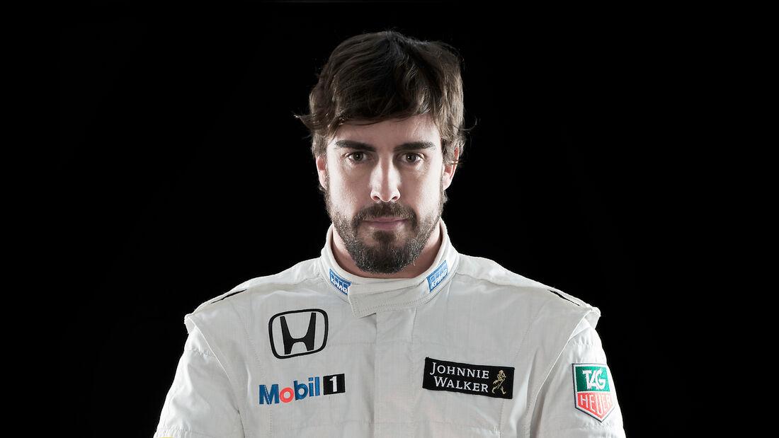 Fernando Alonso - Porträt - Formel 1 - 2015