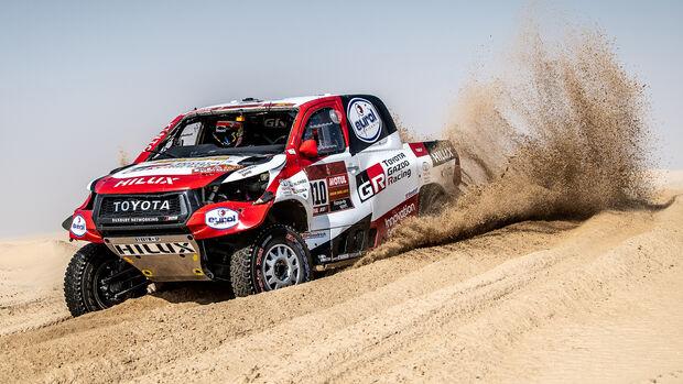 Fernando Alonso - Rallye Dakar 2020