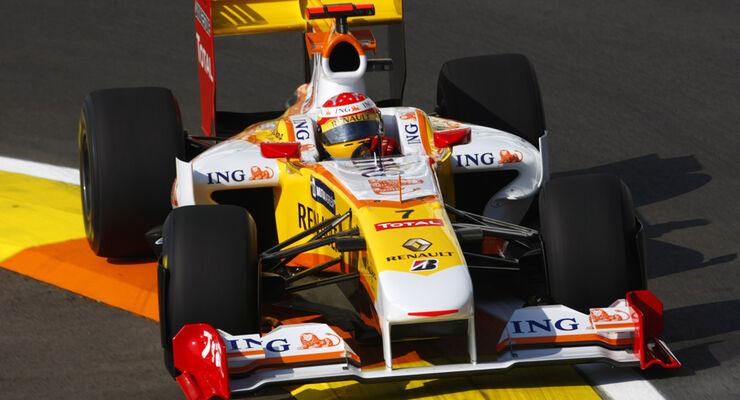 Fernando Alonso Renault
