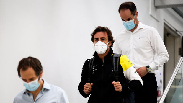 Fernando Alonso - Renault - F1 - 2020