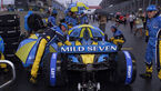 Fernando Alonso - Renault - GP Brasilien 2003 - Interlagos