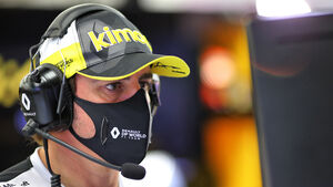 Fernando Alonso - Renault - GP Sakhir 2020 - Bahrain