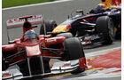 Fernando Alonso Rennen GP Belgien 2011